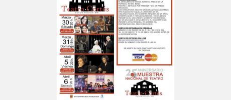 Muestra Nacional de Teatro