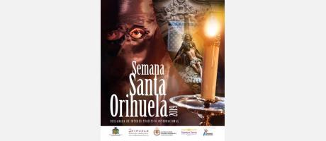 Cartel Semana Santa Orihuela 2019