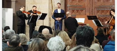 Semana de la Música Sacra en Requena