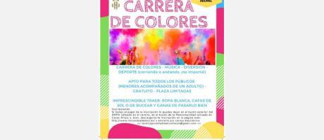 La I carrera de colores