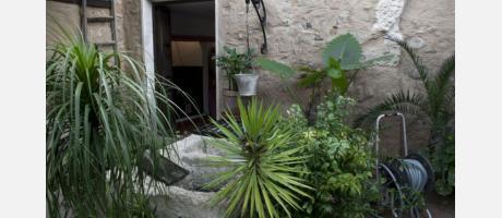 Patio Casa Miguel Hernández