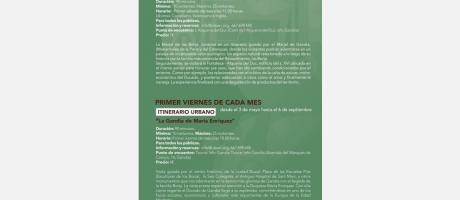 Programa Lucrecia y María, Duquesas del Territorio Borgia 3
