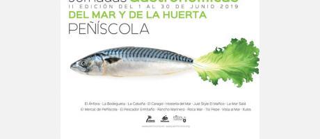 II Jornadas gastronómicas del mar y la huerta