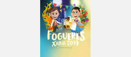 Fogueres Sant Joan Xàbia 2019
