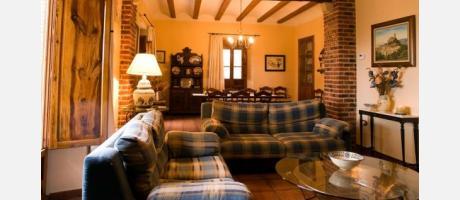 Casa Rural Fontanelles en Biar Alicante