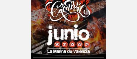 meat carnival festival la marina València