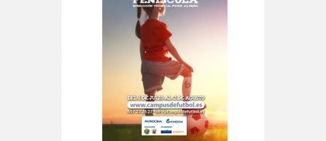 Campus Internacional de Fútbol Formativo de Peñíscola 2019