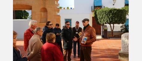 Visita guiada en castellano