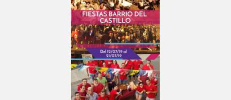 Fiestas barrio castillo