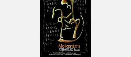 Fiestas patronales Moixent 2019