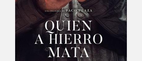 Cine municipal: Quien a Hierro Mata