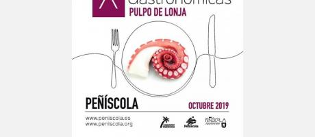 X Jornadas Gastronómicas Pulpo de la Lonja de Peñíscola