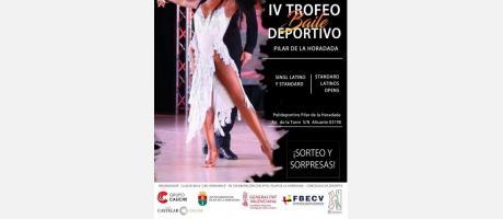 IV Trofeo Baile Deportivo Pilar de la Horadada
