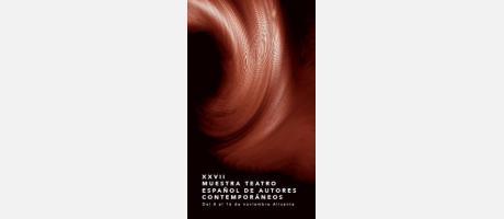 XVII Muestra de Teatro de Autores Contemporáneos 2019