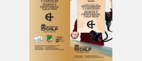 """EXPOSICIÓN DEL """"CONCURSO DE CARTELES, Y FOTOGRAFÍAS DE FIESTAS DE MOROS Y CRISTI"""