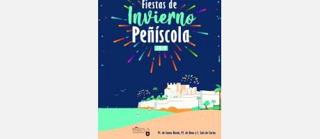Cartel Fiestas Invierno 2019