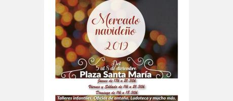 Peñíscola Mercado Navideño 2019