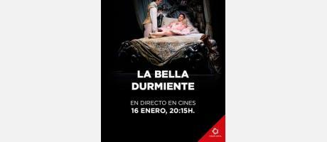 """""""LA BELLA DURMIENTE"""". BALLET EN TRES ACTOS RETRANSMISIÓN EN DIRECTO DESDE """"THE"""