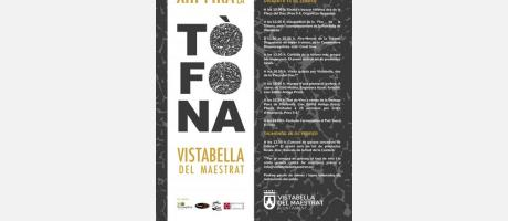 XIII FERIA DE LA TRUFA DE VISTABELLA DEL MAESTRAZGO