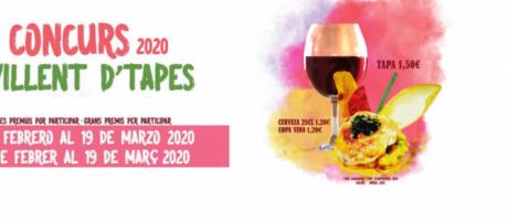 Concurso Tapas Crevillent 2020