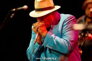 Concierto de blues en el Festival Internacional de Alicante