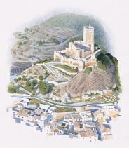 Img 1: Los Castillos del Vinalopó