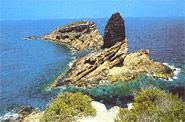 Img 1: Reserva Natural de les Illes Columbretes