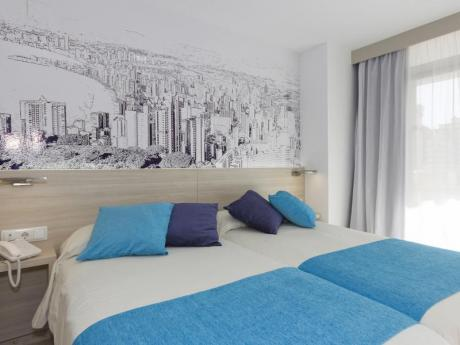Junior Suites Dormitorio Essence