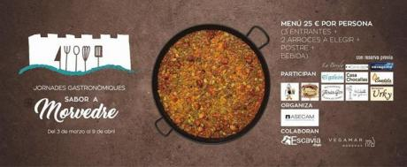 Jornadas gastronómicas sabor a Morvedre
