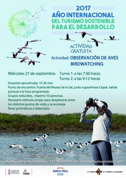 Día Mundial del Turismo Santa Pola