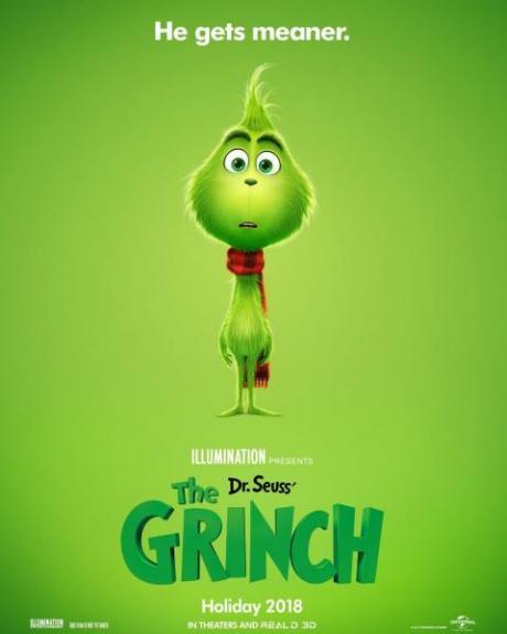 """Cine """"El Grinch"""""""