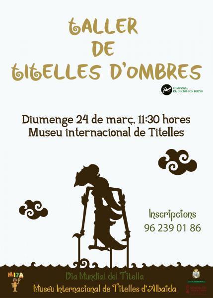 El Museu Internacional de Titelles d'Albaida dedica el Dia Mundial del Titella a