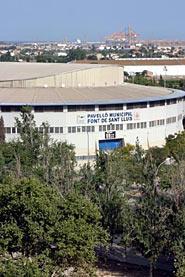 The Fuente San Luis Pavilion