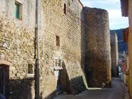 Img 1: CITY WALLS (Towers d'en Garcés, of the Presó and Redona)