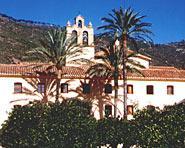 Museo e iglesia de Los Padres Carmelitas
