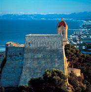 Img 1: Castillo y Murallas
