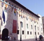 Img 1: STADTPALAST BENICARLÓ. Sitz des Regionalparlaments Cortes Valencianas