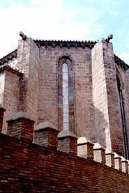 Img 1: Templo y dependencias de San Juan del Hospital