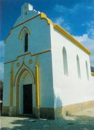 Img 1: SHRINE OF THE SANTÍSIMO CRISTO DEL REMEDIO