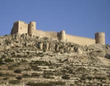 Img 1: Castillo de Castalla