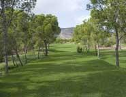 Pitch and Putt Sierra Cortina Resort