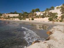 Barranco Rubio en Orihuela