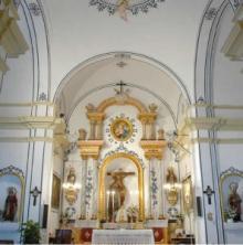 Img 1: Capilla de la Orden Franciscana.