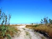 La LLosa plage