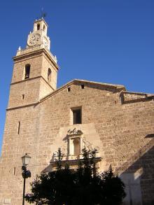 Foto: Iglesia arciprestal de la Asunción de la Mare de Deu de Albaida