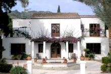 Casa rural El Sequer en Oliva, un oasis con 150 años de historia