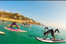 Paddle Surf Tramontana, thousands of reasons to go stand-up paddleboarding in Benicàssim