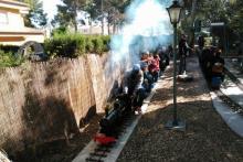 Coneix els orígens del ferrocarril a Riba-roja de Túria
