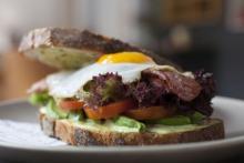 Federal Café, the endless breakfast