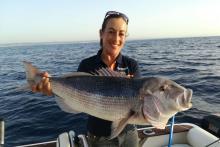 FishingMurcia, una jornada de pesca en la costa alacantina